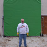 12 x 12 Green Screen is our largest for video production